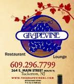 Grapevinelogo2 The Grapevine Restaurant in Tuckerton